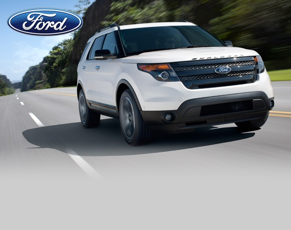 New ford models sunrise ford fontana for Citrus motors ford ontario ca