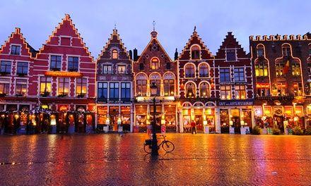 Marchés de Noel à CHAMBERY : Marché de Noël à Londres, Milan, Turin, Amsterdam ou Bruges: En promotion à 29.00€.