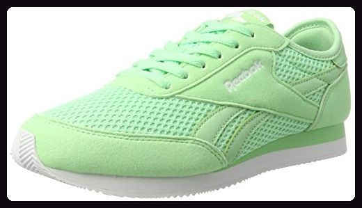 Reebok Damen Royal Classic Sneaker, Türkis (Mint Green/White), 40.5 EU - Sneakers für frauen (*Partner-Link)