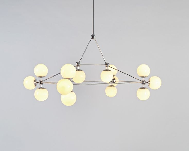 Jason Miller Studio — Jason Miller - Modo Chandelier - Rectangle