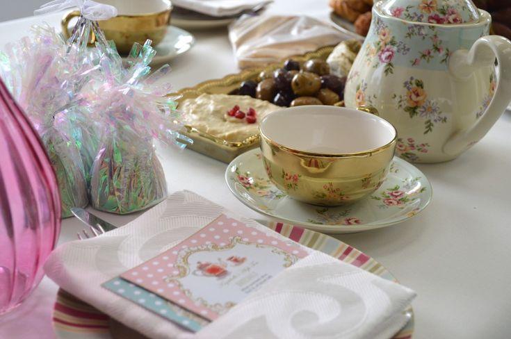 MEDITERRANEAN KITCHEN TEA