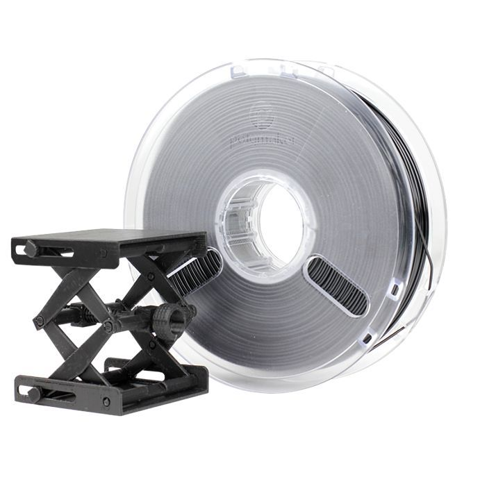 Polymaker PC-Plus™ is a polycarbonate based filament designed specifically for desktop FDM/FFF 3D printing. It offers superior printing quality, excellent mecha