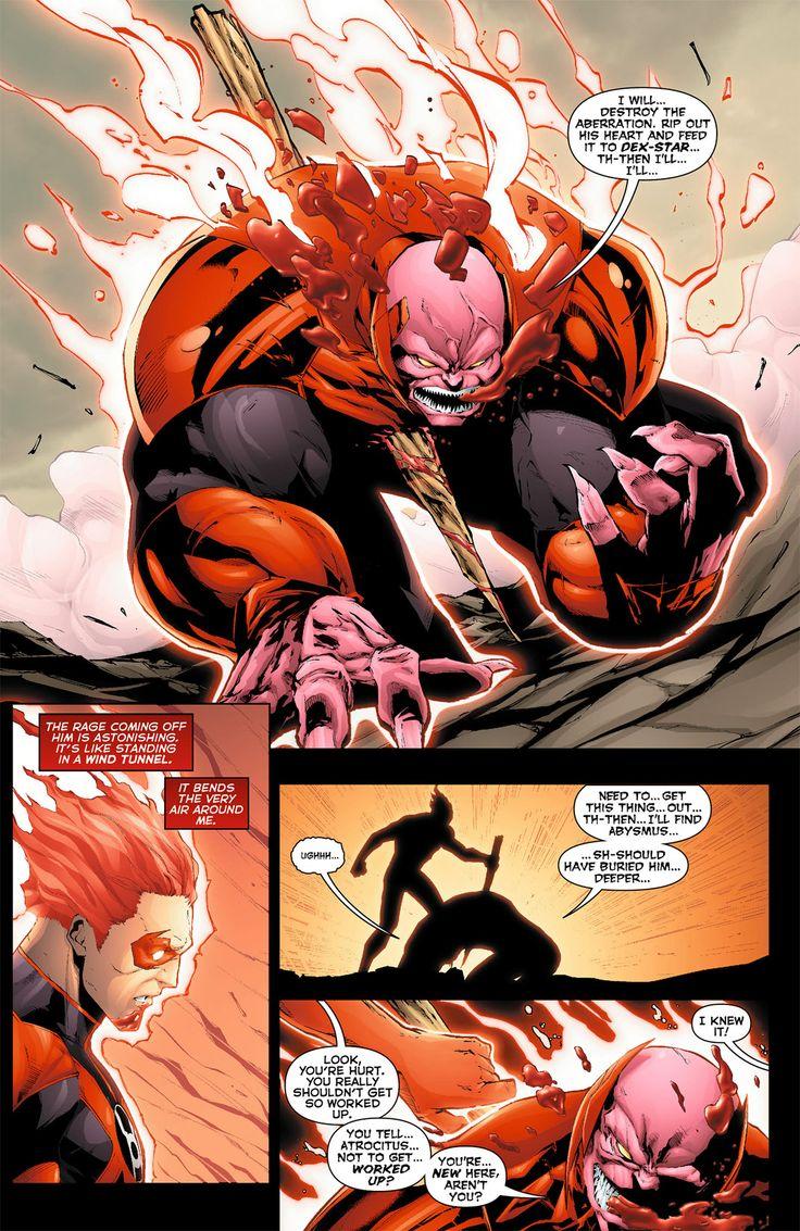 Red Lantern   DC Villains and heros   Pinterest   Red ...