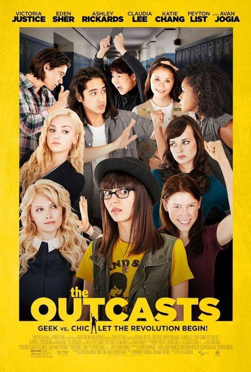The Outcasts (2017) Full Movie Streaming HD