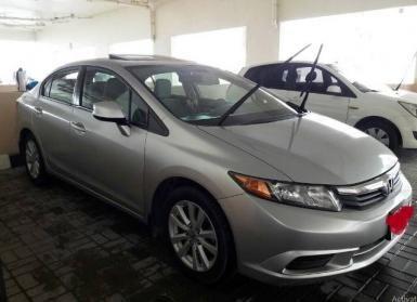 HONDA CIVIC 2012 for sale | Car Ads - AutoDeal.ae