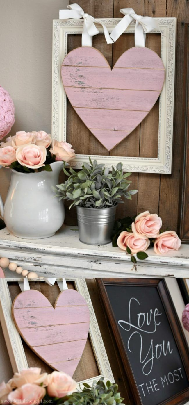 27+ Valentine's Day Decorating Ideas For Your Lovers