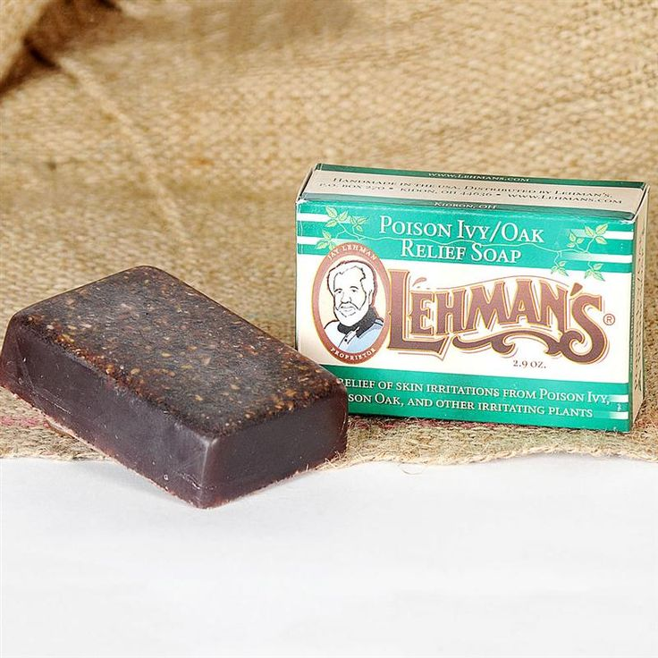 """""""This worked like a charm. I suffered with poison oak this year. I tried everything! Nothing dries it up like this soap! I was amazed."""" -Nicole"""