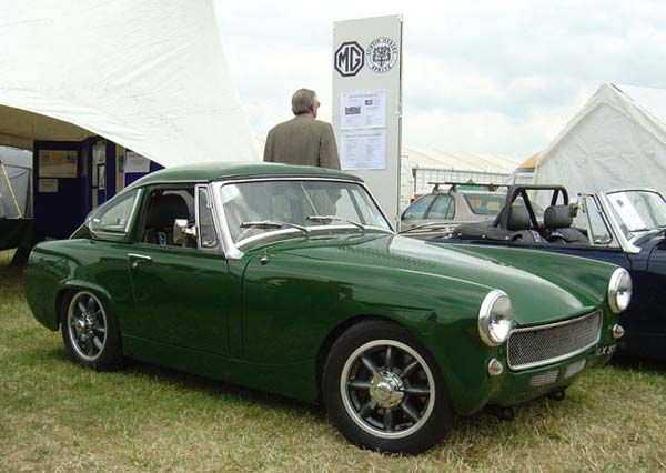 149 best mg midget images on pinterest car vehicles and biscuits mg midget with aftermarket hardtop sciox Gallery