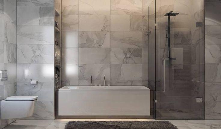 Badezimmer-Ideen mit Wanne