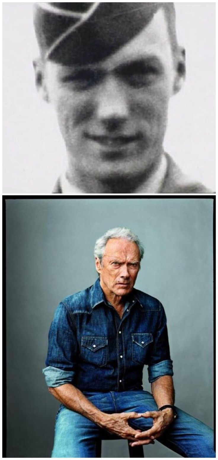 Clint Eastwood, Army 1951 assigned to Fort Ord in CA. as lifeguard. He was passenger on an AD bomber that ran out of fuel & crashed into the ocean. He & the pilot swam 3 miles to safety. Director of American Sniper. Wrote this about PTSD.