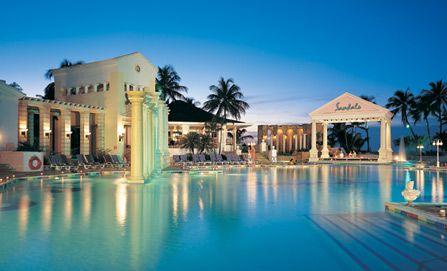 Sandals Resort in Nassau, Bahamas