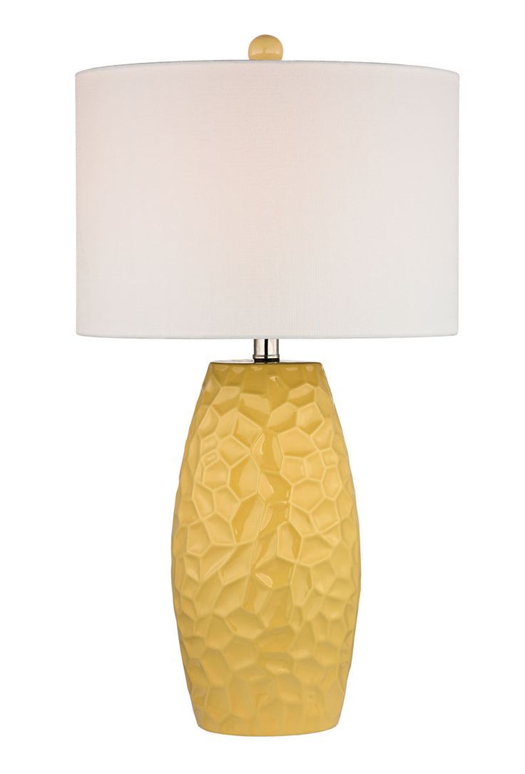 35 best blue and yellow for coastal and nautical decorating images sunshine yellow selsey table lamp sea inspired treasures for coastal decorating aloadofball Choice Image