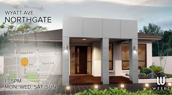 Have you seen our gorgeous Northgate Mayfair display home yet? Why not drop in this weekend? http://weeks.com.au/displays