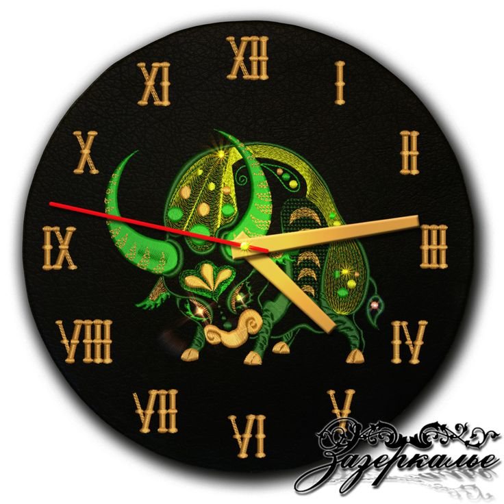 купить часы со знаком зодиака телец