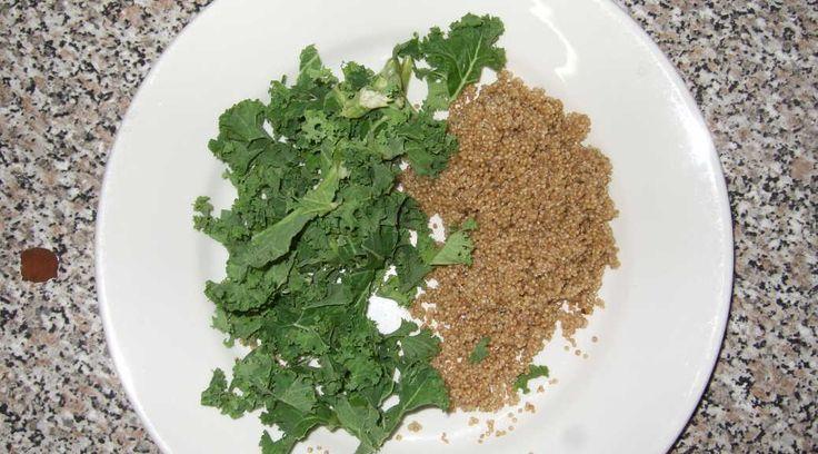 quinoa_leveles_kel.jpg (1038×576). SZUPEREGÉSZSÉGES VACSORA QUINOÁBÓL ÉS FODROS KELBŐL