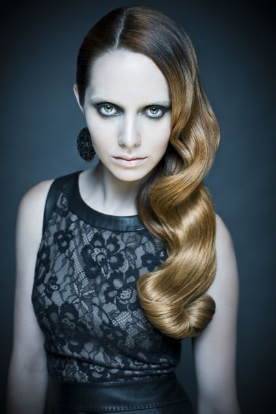 Hair: Steven Robertson Wardrobe: Matthew Sandoval Make Up: Jillyn Neslen Photography: Zuzanna Audette
