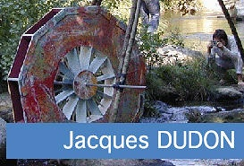 Dans le cadre de Normandie Impressionniste, le compositeur Jacques Dudon s'installe à #Louviers...