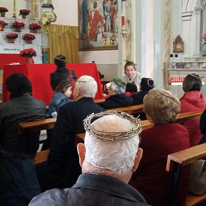 Il Rito del Voto di Penitenza a San Floro in Calabria