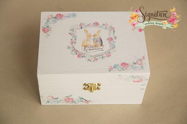 Meldiane ring box