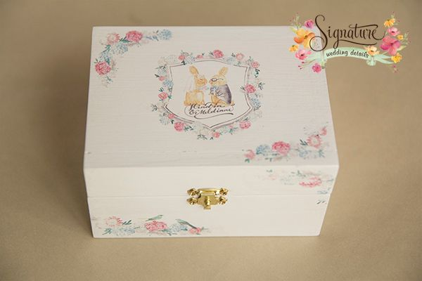 Meldiane ring box