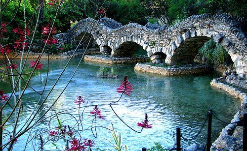 Brackenridge Park. San Antonio, Texas