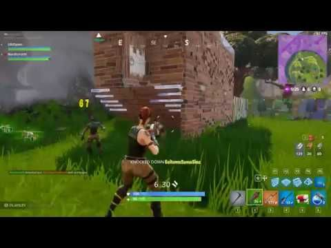 Fortnite Launchpad Gameplay | New Trap Item in Patch 1.9 for Battle Royale -- Fortnite Battle Royale Video Game -- #Fortnite #BattleRoyale #FNBR