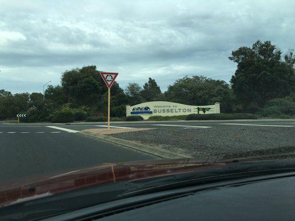 Welcome to Busselton, 2 jam lebih dari Perth City, Minggu (24/4/16) @CityofBusselton @BusseltonMail @tweetbusselton