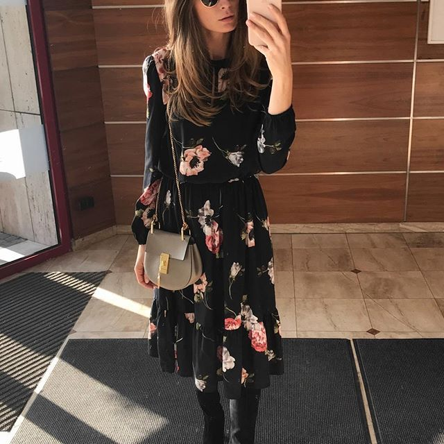 Nasza śliczna sukienka Lana👑