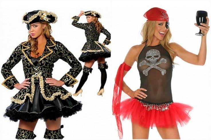 Костюм для девушки на хэллоуин