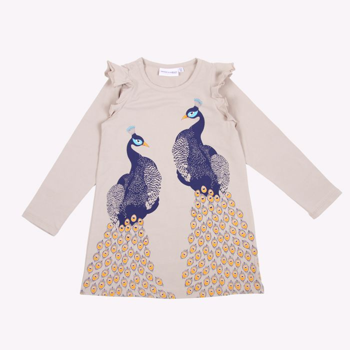 Peacock dress: Kids Style, Kids Stuff, Kids Fashion, Peacock Fashion, Rodini Peacock, Kids Clothing, Peacock Dresses, Minis Rodini, Minis Clothing
