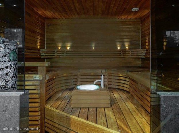 Myytävät asunnot, Morbackantie 69, Kirkkonummi #oikotieasunnot #sauna