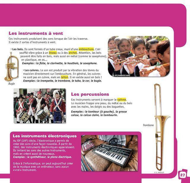 Epingle Sur Instrument De Musique