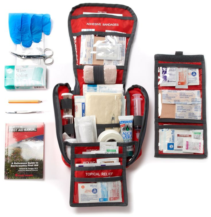 REI Backpacker Extended First-Aid Kit - REI.com $54.50