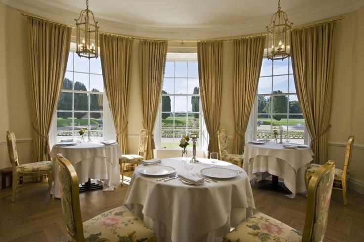 Dining at Castlemartyr Resort