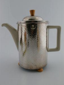 Dzbanek ocieplany WMF, porcelana Hutschenreuther lata 30.-50. XXw.