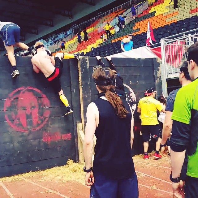 """@gritcamp's photo: """"Very first #stadiumrace in uk kicked off last night in #allianzpark and we made an action reel + quick review of what happened, head to grit.camp to check for more.. #spartan #spartanrace #spartantraining #grit #toughmudder #battlefrog #warriordash #ocr #obstacles #aroo #fitness #noexcuses #fitfam #instafit #spartanfit #running #workout #obstaclerace #mudrace #motivation #gopro #actioncamera / @spartanraceuk"""""""