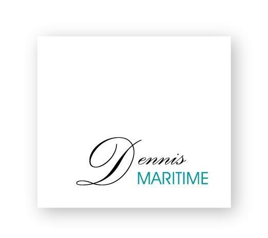 Logo Design by Maijamedia | Dennis Maritime