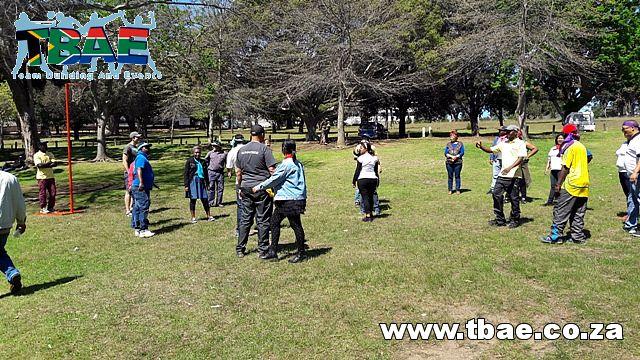 Netball Team Building Exercise