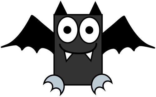 finished vapire bats1 step How to Make a Juice Box Vampire Bat