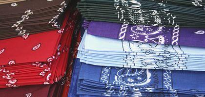 How to Make a Bandana Blanket   eHow