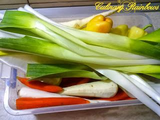 Culinary Rainbow by Rita Ilieș: Vegeta făcută în casă