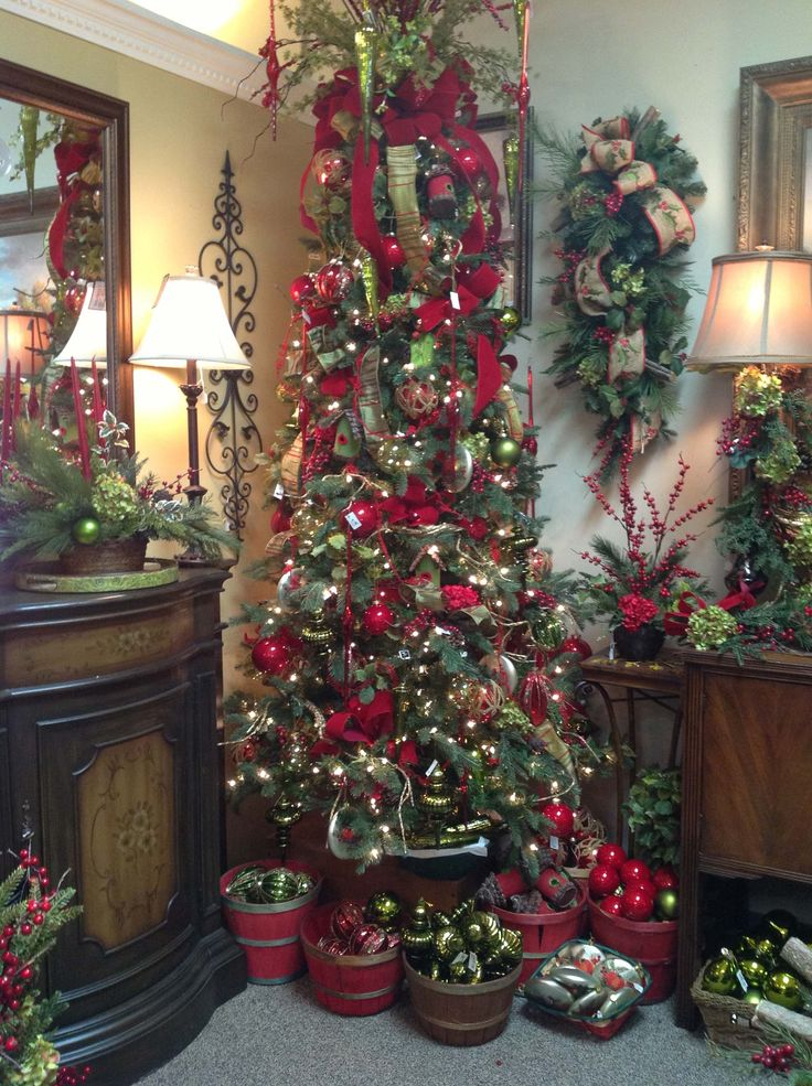 169 Best Christmas Trees Images On Pinterest Christmas