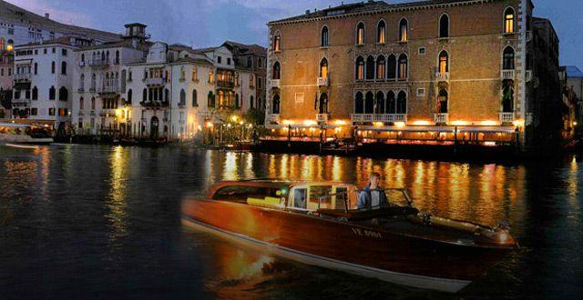 Water Taxi Venice, Italy: the best way to move in Venice - Consorzio Motoscafi Venezia