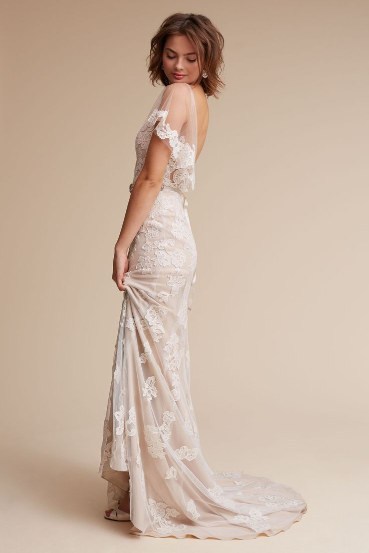 Sierra Gown from @BHLDN