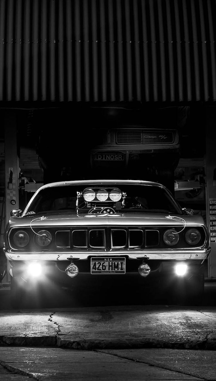 "h-o-t-cars: "" Plymouth Barracuda 