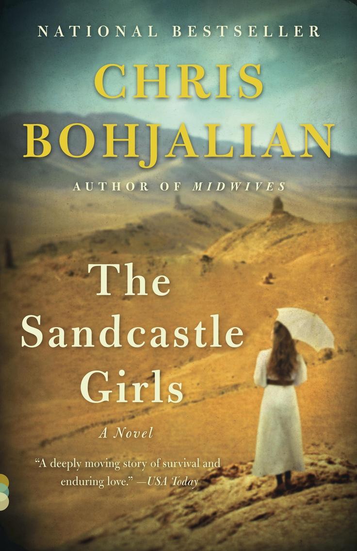 The Sandcastle Girls paperback jacket arriving