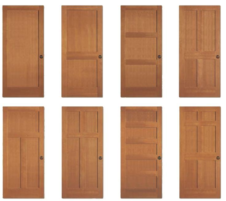 Shaker Flat Panel Door Designs Home Pinterest Shaker Style Flats And Craftsman