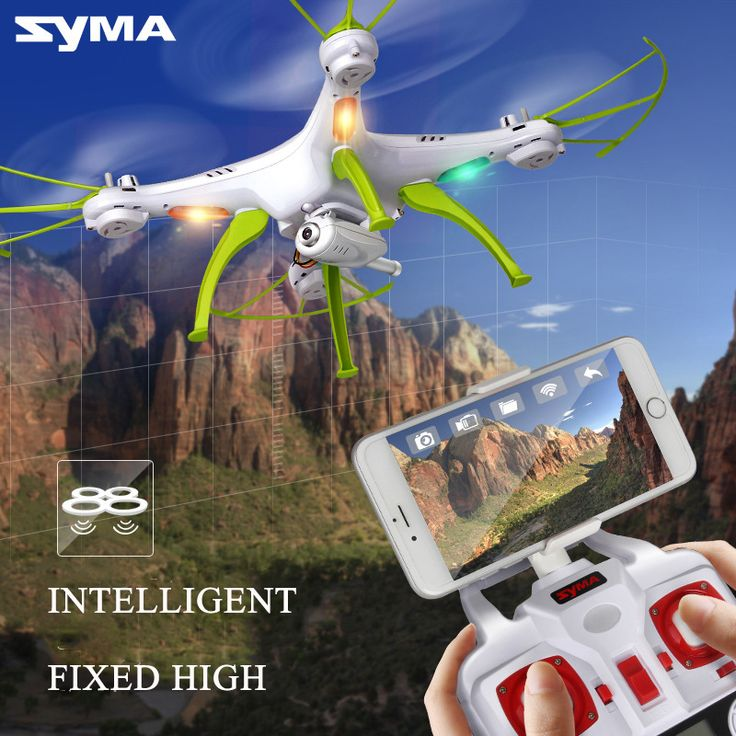 Syma X5HW Wifi RC Drone HD Camera Video Remote Control Kids Toys 2.4G 6Axis Quadcopter Helicopter Aircraft Plane Toy