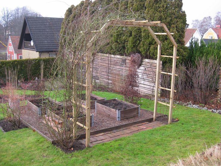 Bygga rosenbåge trä – Sjögareds Såg och byggmaterial