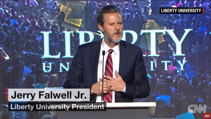 Jerry Falwell Jr. Admits That The Religious Right's Support For Trump Is About Power, Not Values | Americans United